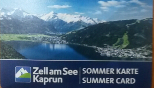 two nights in Zell am See