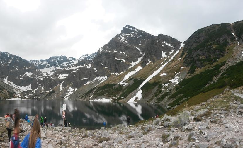 הרי הטטרה הפולנים, יומן מסע לפסגת KasprowyWierch