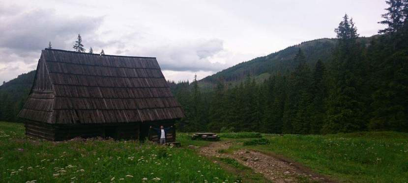 My little experience in the tatras mountains inpics.