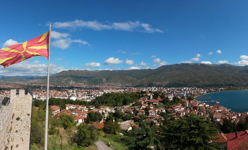 טעימה מאוכריד, מקדוניה! A taste of Ohrid,Macedonia!