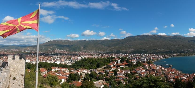 טעימה מאוכריד, צפון מקדוניה! A taste of Ohrid, NorthMacedonia!