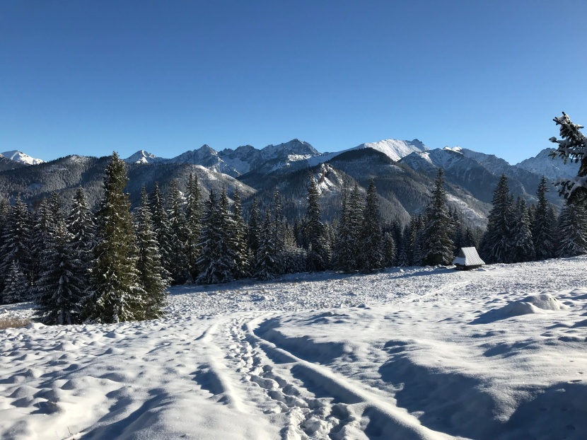 The Polish Tatra Mountains: A 2 day snow hike