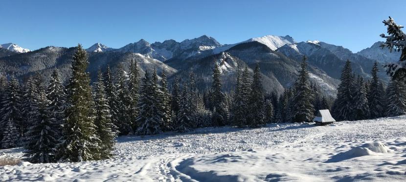 The Polish Tatra Mountains: A 2 day snowhike